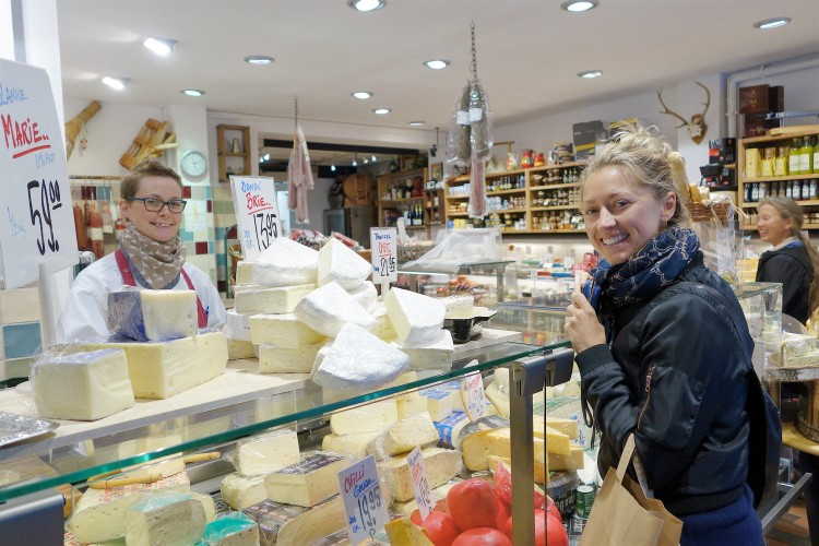 Famous Old Cheese Shop