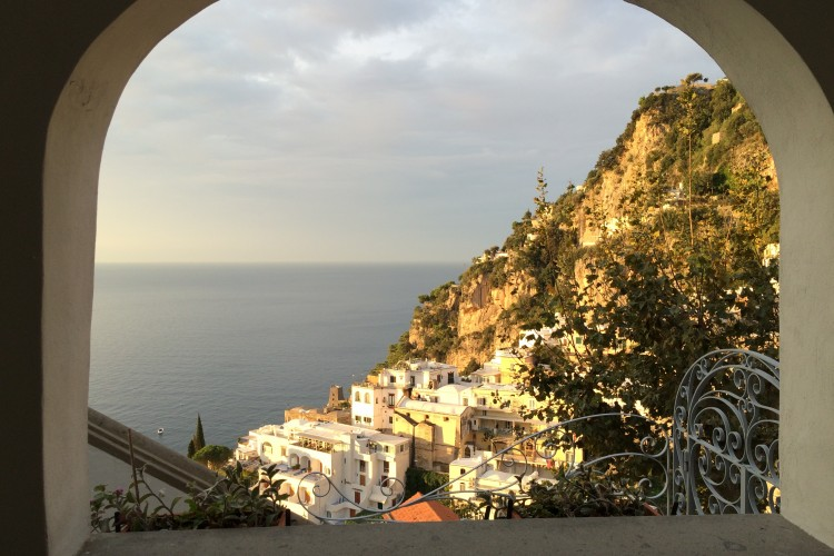Food and Wine Tasting in Positano on The Amalfi Coast, Italy