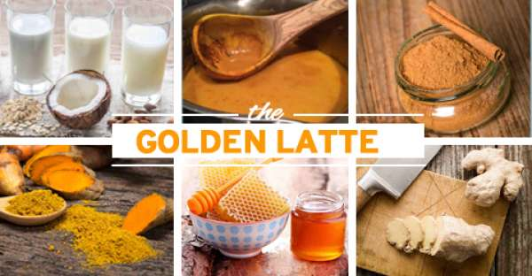 5 Ingredient Golden Drink (and why you should be drinking this DAILY!)